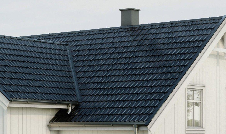 schönes Dach ohne Kompromisse bei der Haltbarkeit